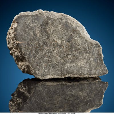 NWA 8159 Martian Meteorite Martian (augite basalt) Morocco Found: 2013  ...