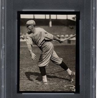 Circa 1920 Rogers Hornsby Original Photograph by Charles Conlon, PSA/DNA