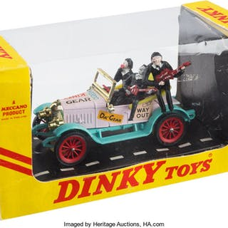 The Beatles Dinky Die Cast Car (Meccano, 1964).  ...