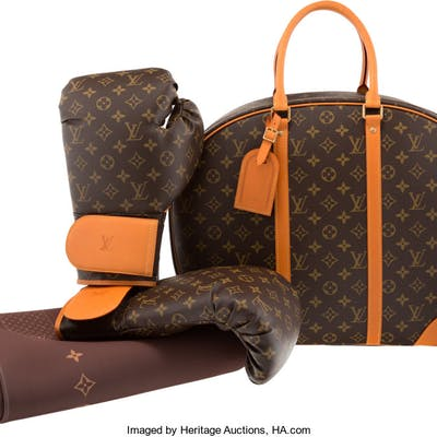 "Louis Vuitton x Karl Lagerfeld Limited Edition ""Celebrating Monogram"""