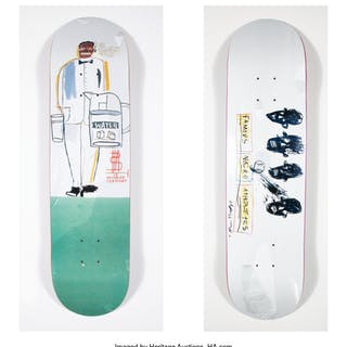 Diamond Supply Co. X The Estate of Jean-Michel Basquiat  Porter and