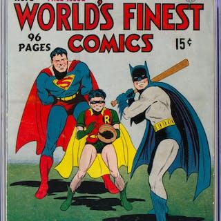 World's Finest Comics #3