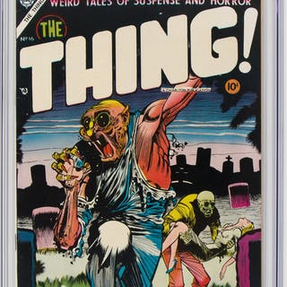 Thing!, The #16
