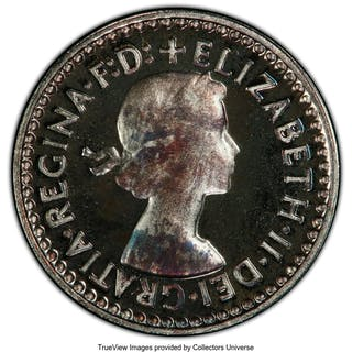 Elizabeth II 13-Piece Certified silver Proof Set 2006 PCGS,... (Total: