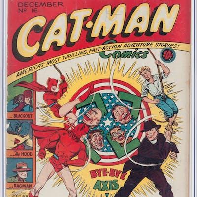 Catman Comics (Holyoke May 41-May 44) #16