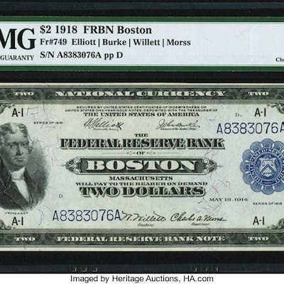 Federal Reserve Bank Note