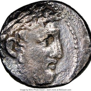 PHOENICIA. Tyre. Ca. 126/5 BC-AD 65/6. AR shekel (25mm, 13.22 gm