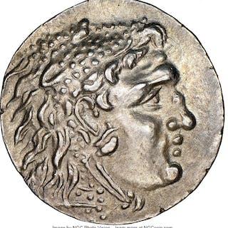 THRACE. Odessus. Ca. 125-70 BC. AR tetradrachm (30mm, 16.54 gm, 11h).