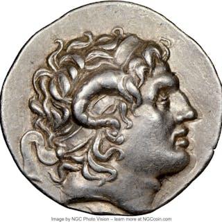 THRACIAN KINGDOM. Lysimachus (305-281 BC). AR tetradrachm (32mm, 17.11