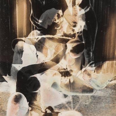 Robert Heinecken (American, 1931-2006) Study for Different Strokes