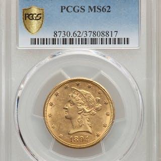 1894-O $10