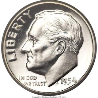 1954 10C, DC