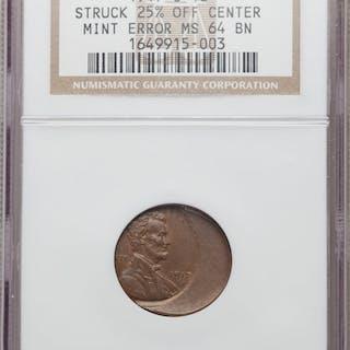 1917-S 1C, BN