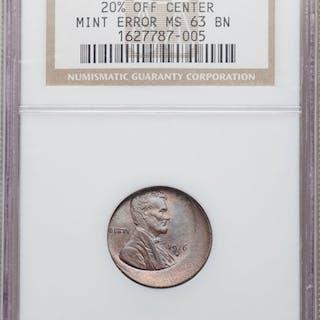 1916-S 1C, BN