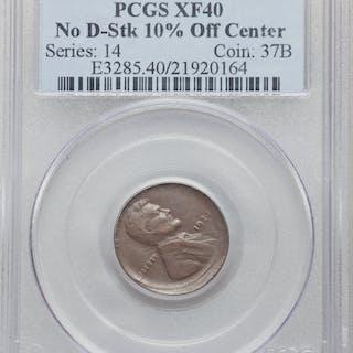 1922 1c FS-401, MS, BN