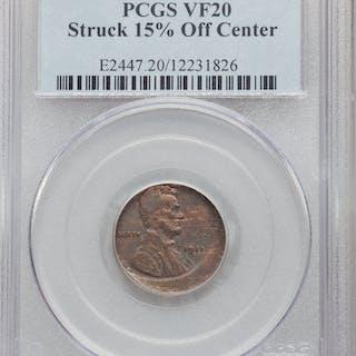 1911-S 1C, BN