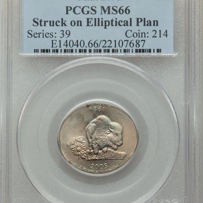 2005-P Kansas 25C