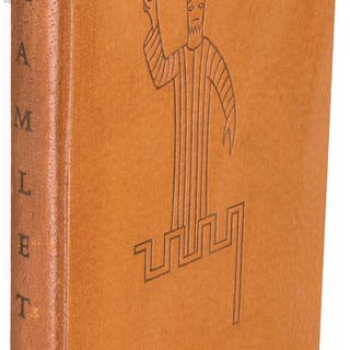 [Limited Editions Club]. William Shakespeare. Hamlet. London: [1933].