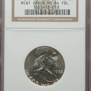 1962-D 50C, FL