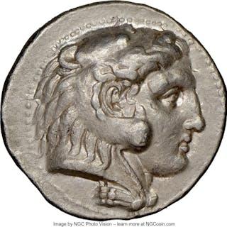 MACEDONIAN KINGDOM. Alexander III the Great (336-323 BC). AR tetradrachm