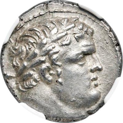 PHOENICIA. Tyre. Ca. 126/5 BC-AD 65/6. AR half-shekel (20mm, 7.04