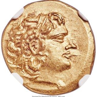 PONTIC KINGDOM. Mithradates VI (120-63 BC). AV stater (19mm, 8.25