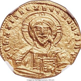 John I Tzimisces (AD 969-976). AV histamenon nomisma (19mm, 3.62 gm