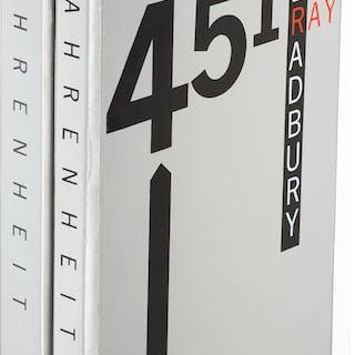 [Limited Editions Club & Lord John Press]. Ray Bradbury. Pair of Titles