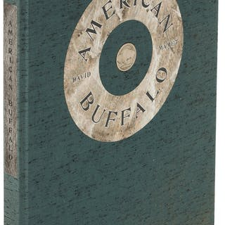 [Arion Press]. David Mamet. American Buffalo. San Francisco: 1992.