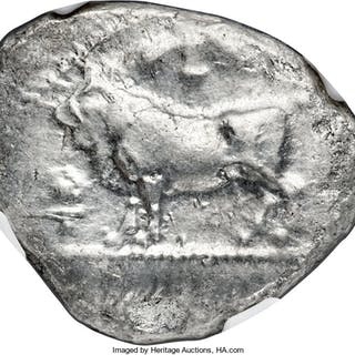 CYPRUS. Paphos. Stasandros (ca. 425-400 BC). AR stater (25mm, 10.93
