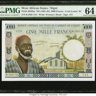 West African States Banque Centrale des Etats de L'Afrique de L'Ouest