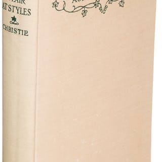 Agatha Christie. The Mysterious Affair at Styles. A Detective Story.