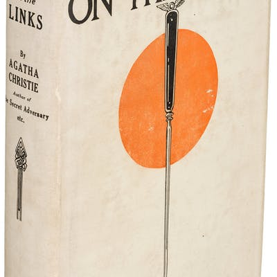 Agatha Christie. The Murder on the Links. New York: Dodd, Mead and