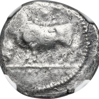 CYPRUS. Paphos. Stasandros (ca. 425-400 BC). AR stater (25mm, 10.99