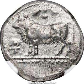 CYPRUS. Paphos. Onasioikos (ca. 425-400 BC). AR stater (23mm, 11.00