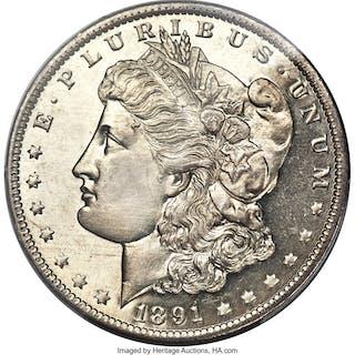 1891-O S$1, DM