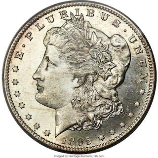 1895-S S$1, PL