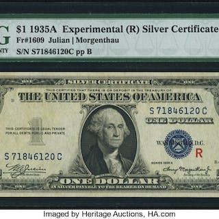 R Silver Certificate