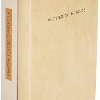 [Limited Editions Club]. Emily Brontë. Wuthering Heights. Fifteen