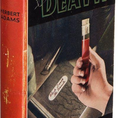 Herbert Adams. Group of Four Crime Club Books. London: [1939-1944].