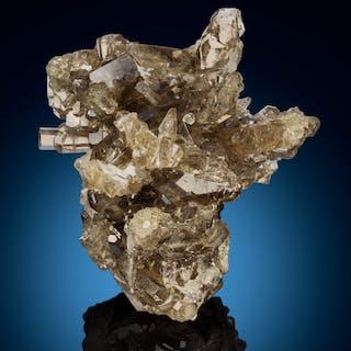 Fluorapatite Medina Pegmatite Field, Pedra Azul Pegmatite District