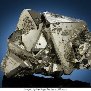 Pyrite Huanzala Mine, Huallanca, Huallanca District, Bolognesi Province