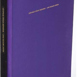 [Limited Editions Club]. Léopold Sédar Senghor. Poems.  New York: