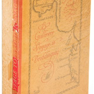 [Limited Editions Club]. Jonathan Swift. A Voyage to Lilliput [and:]