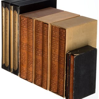 [Limited Editions Club]. Group of Four Titles of Arabian Literature.