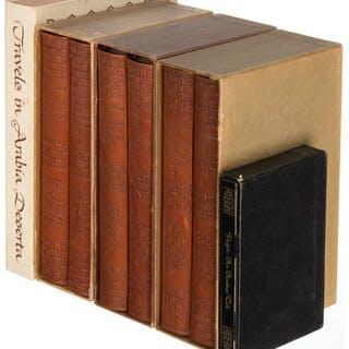 [Limited Editions Club]. Group of Three Titles of Arabian Literature.