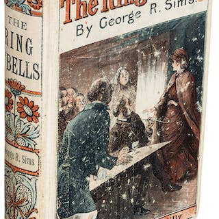 George R. Sims. Group of Four Two Shilling Books. London: 1886-1896.