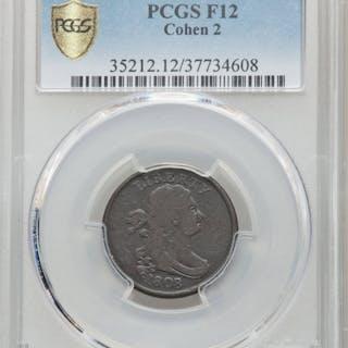 1808/7 1/2 C C-2, MS, BN