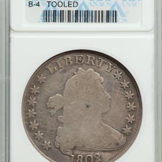 1802/1 $1 B-4, BB-232, MS