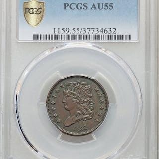 1832 1/2 C C-2, BN, MS